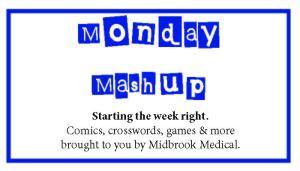 Monday Mash-up